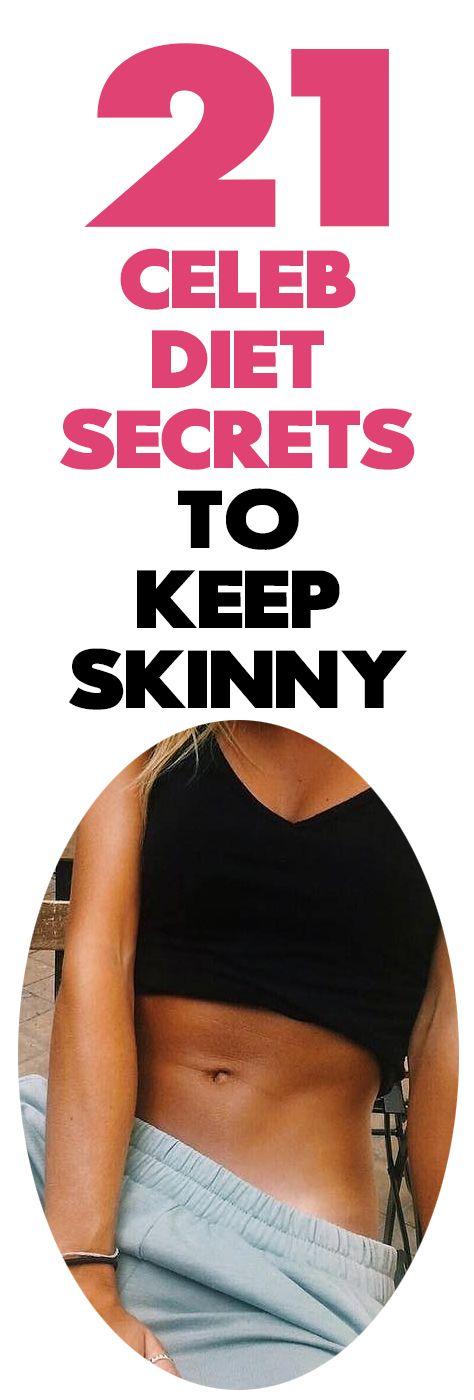 Slim down like a celeb sans the waist trainers or expensive diet teas.