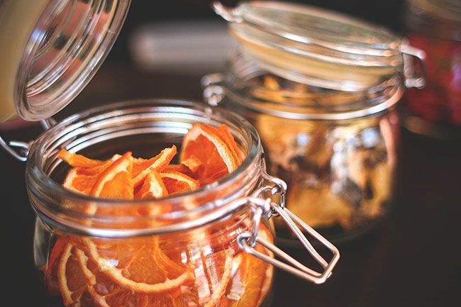 Dried Orange