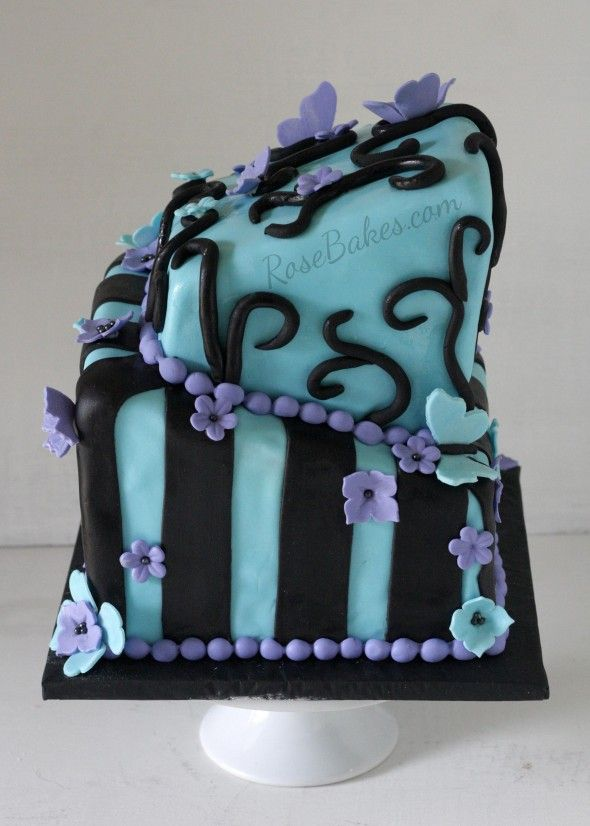 Corpse Bride Cake Pictures