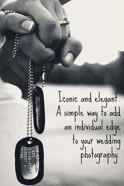 #love #military #wedding  Military Wedding Inspiration