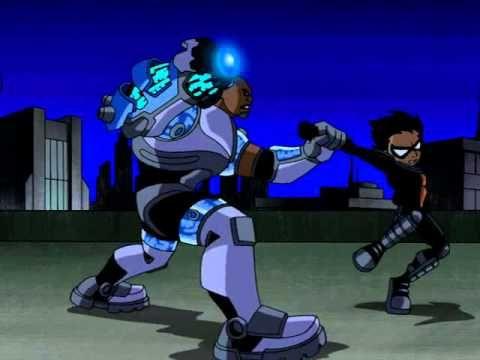 Teen Titans - Apprentice Part 2 (Season 1: Episode 13) - YouTube