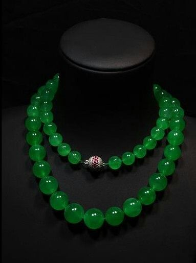 Jade Jewelry, China