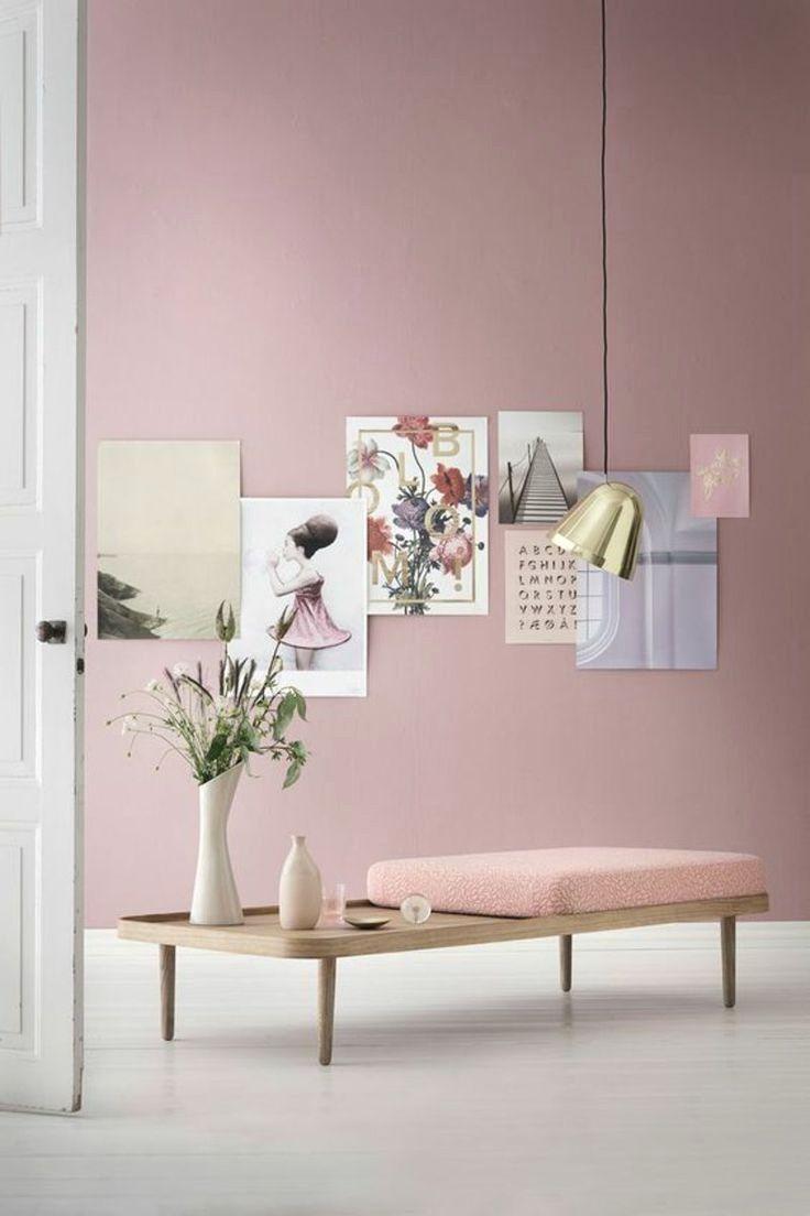 Außergewöhnlich Schöne Wandfarben Ideen Von Zufriedene Ideen Welche Farbe Passt Zu Pink