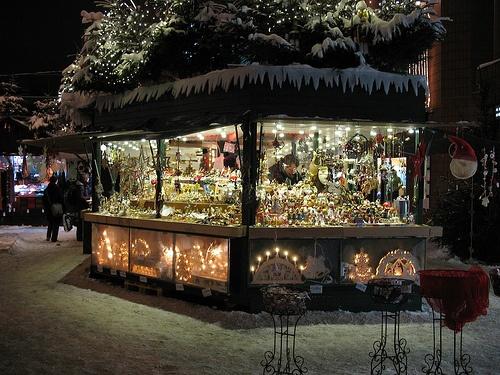 Weihnachtsmarkt - Münster