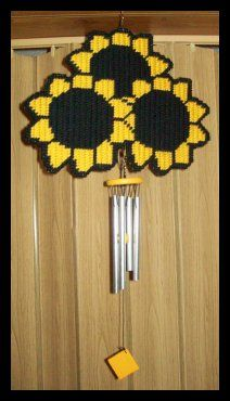 Sunflower Plastic Canvas Pattern Projects To Try