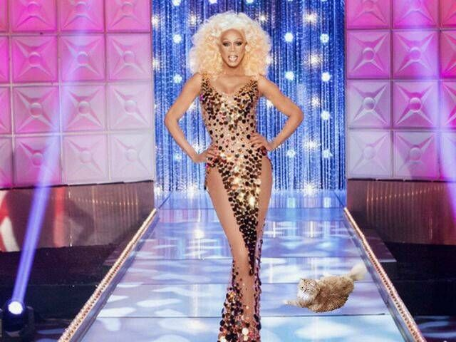 Cliff Tarpey Is All About RuPaul