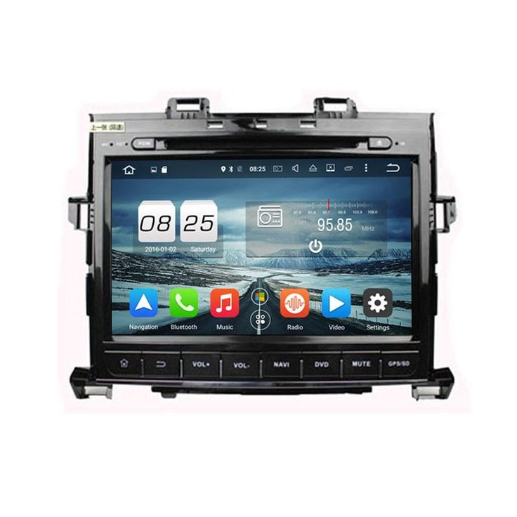 [Visit to Buy] RAM 2GB ROM 32G Octa Core Android 6.0 Fit Toyota Alphard 2007 2008 2009 2010 2011 2012 2013 Car DVD Player Navigation GPS Radio #Advertisement