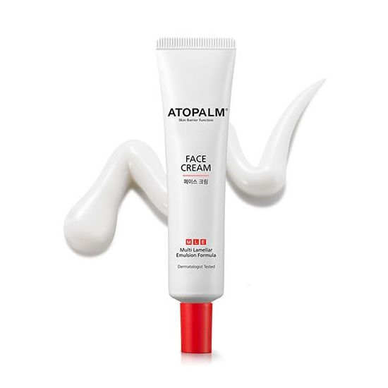 Korea Cosmetic ATOPALM MLE Face Cream 35ML 1.18oz  for Dry and Sensitive Skin #ATOPALMKoreaCosmeticsKBeauty