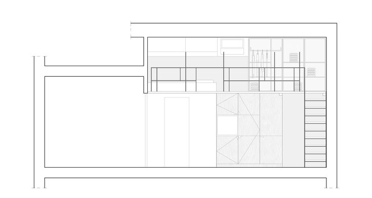 Jab studio creates rustic interior for Alpine loft overlooking the mountains