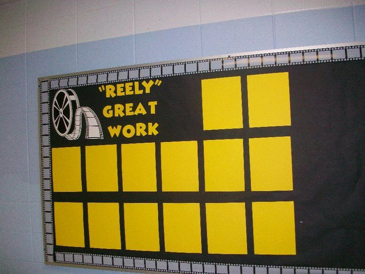 Clutter-Free Classroom: Hollywood All things Hollywood/movies for the classroom; including bulletin board ideas for math, writing, and biographies.