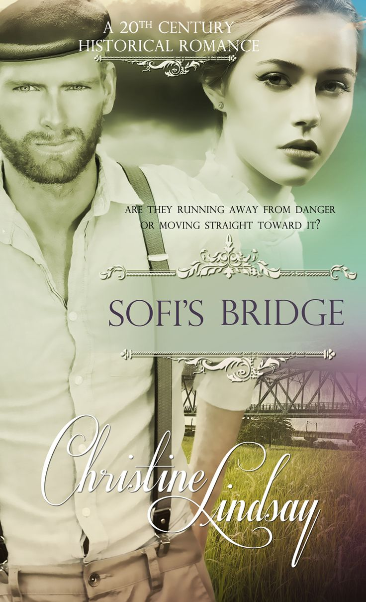 Pre-order your soft-cover copy of Sofis Bridge before the release date.