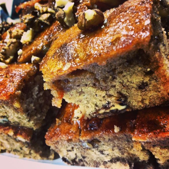 Walnut Cake | There Was A Cake! | Pinterest