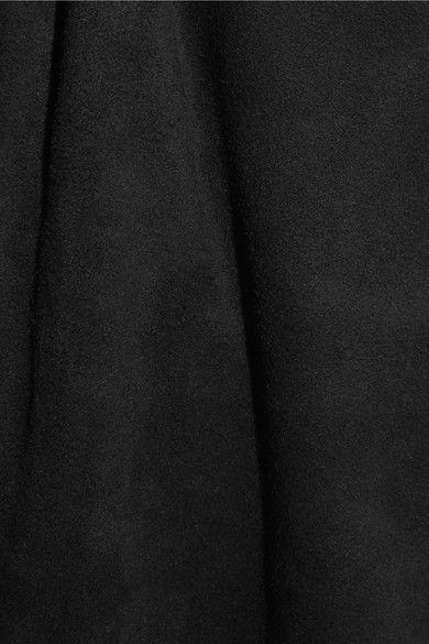 Wolford - Faux Stretch-suede Leggings - Black