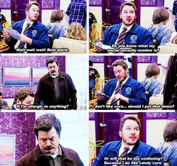 Andy and Ron - Parks and Rec
