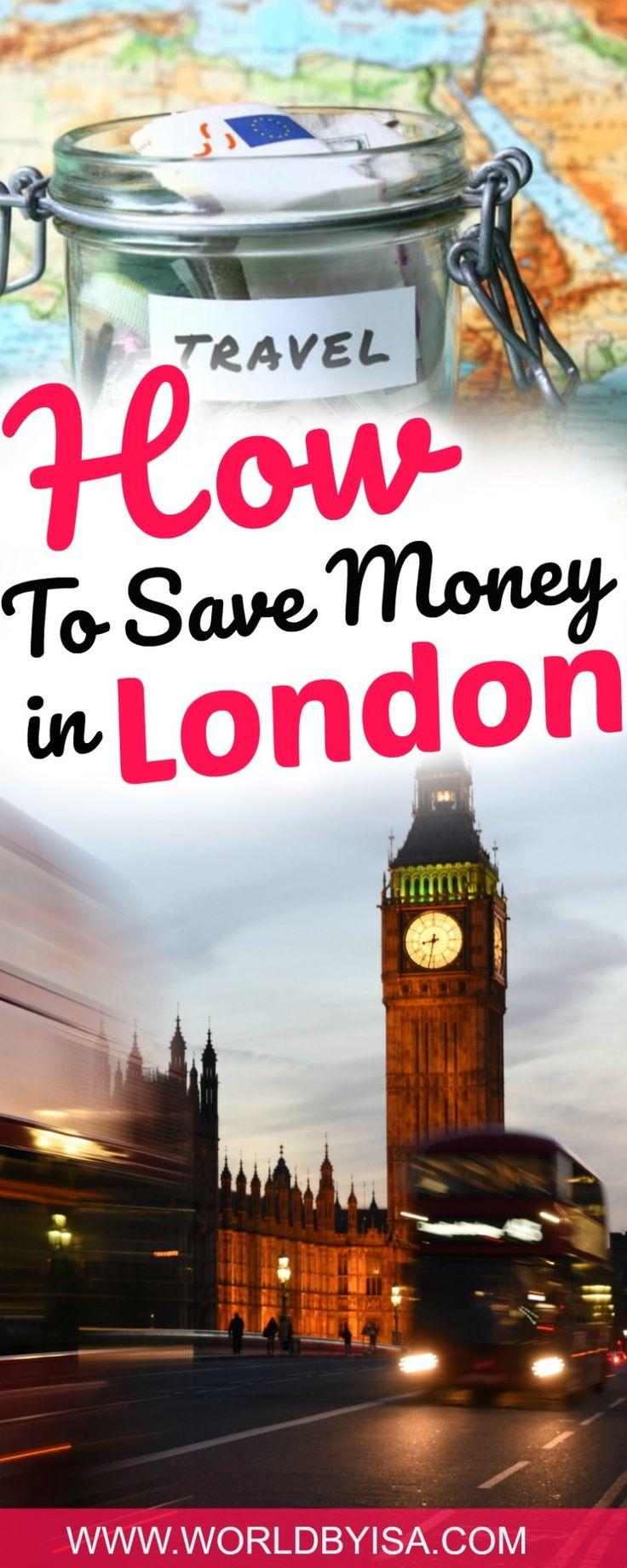 #London #Europe #Travel #Save #Money