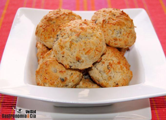 Recetas de scones deliciosos y fáciles de hacer