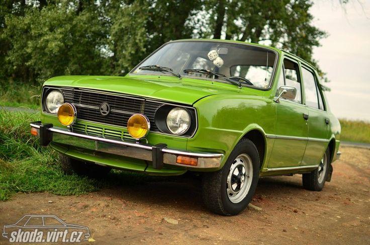 Eliška / Škoda 105 L < užovky < auta < skoda-virt.cz/