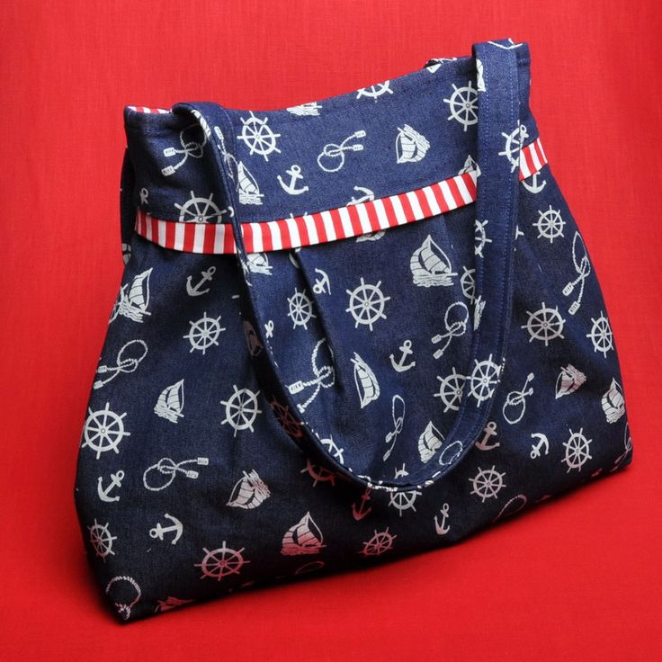 Trendy letní kabelka od naší šikovné kolegyňky Dáši :)