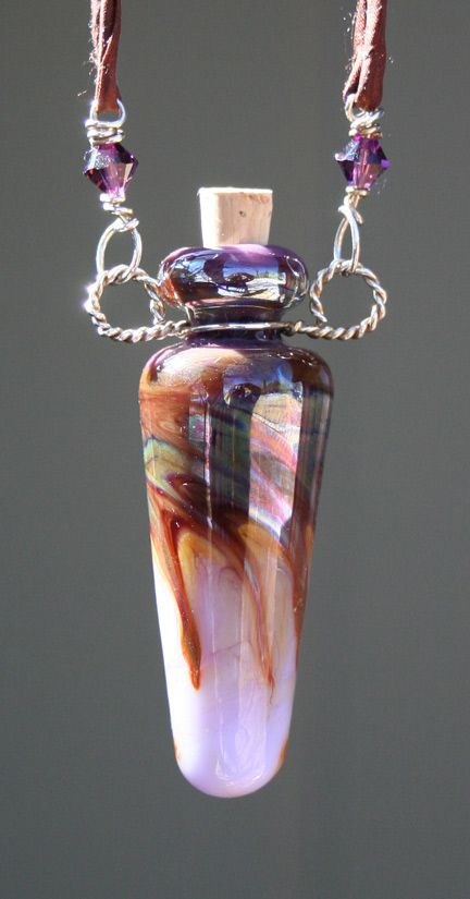 Sacred Ceremony Aromatherapy Necklace