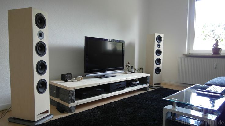 die besten 25 hifi rack ideen auf pinterest audio rack. Black Bedroom Furniture Sets. Home Design Ideas
