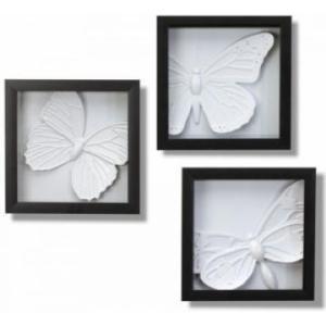 Décoration murale Butterfly boxes...sur www.shopwiki.fr ! #decoration_murale #cadres  #decoration_maison