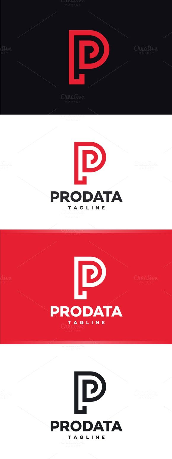 Pro Data - Letter P and D