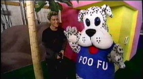 Lance Bass and PooFu the Dog! Will Lance be walked like a dog by Emmanuelle Chiriqui through LA's Runyon Canyon?