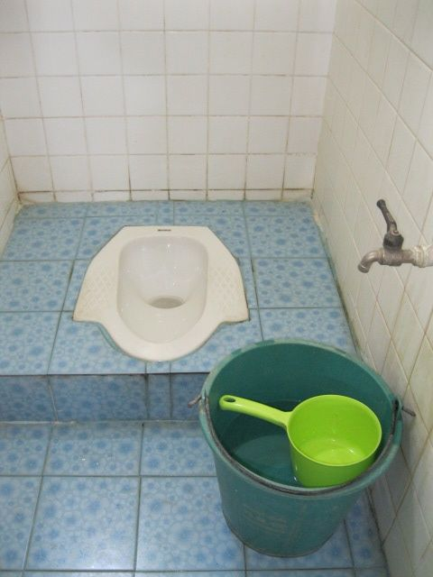 Squat Toilet To Squat Or Not To Squat Chiang Mai