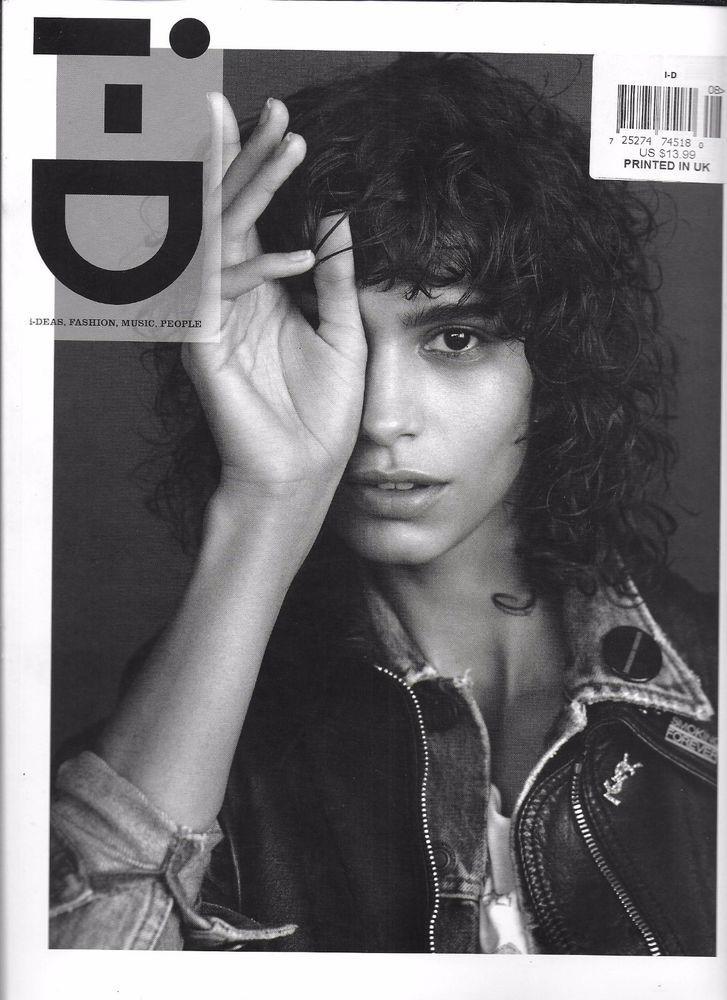 ID magazine The family values issue Saint Laurent Michael Pitt Kim Gordon The xx