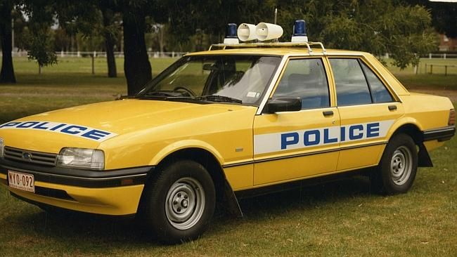 australian police cars - Google Search