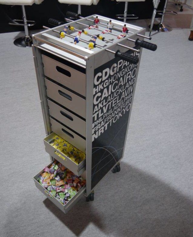 144 Best Revived Airline Catering Trolleys Images On Pinterest