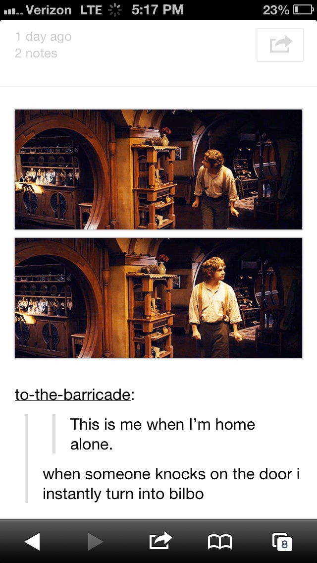 This is me. I am Bilbo.