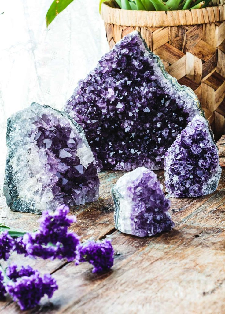Discover the true story behind Amethyst crystal. Learn why and how to use amethyst in crystal healing to improve your luck and health.  amethyst // amethyst healing crystals // amethyst crystal // amethyst meaning // amethyst healing properties // amethyst healing power // how to use amethyst