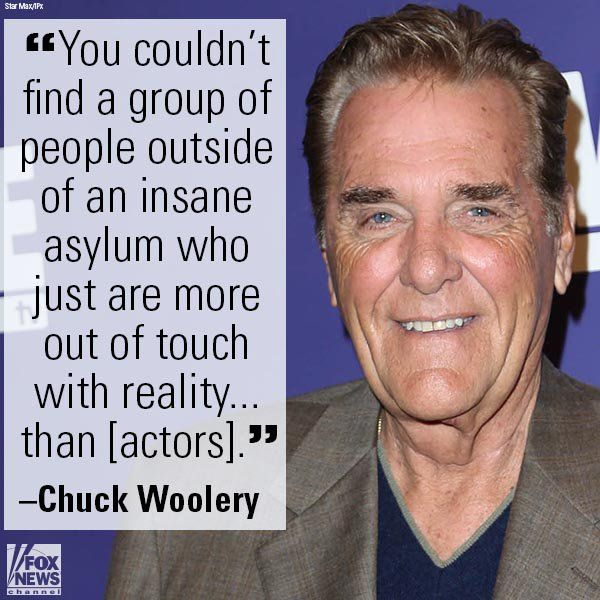"Legendary TV Host, Chuck Woolery, weighs in on Fox & Friends in regards to the recent celebrity endorsed video demanding that congress take action against Trump. He highlights the hilarious notion that these ""celebrities"" believe they are representing all of the American people. Absolutely laughable! Watch the video: Support the Trump Presidency and help us fight Liberal Media Bias. Please LIKE and SHARE this story on Facebook or Twitter. Share on Facebook Share Share on Twitter Tweet Sh..."