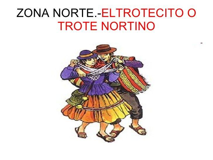 Resultado de imagen para baile tipico nortino