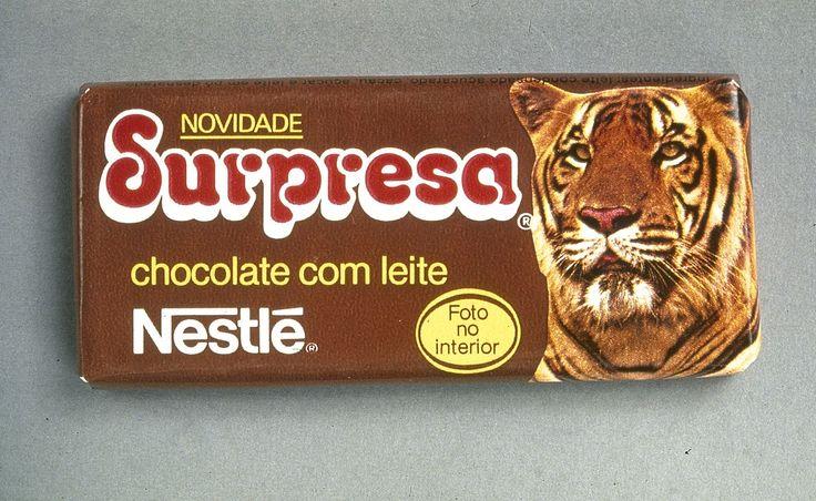 Surpresa Nestle. Lembram disso?