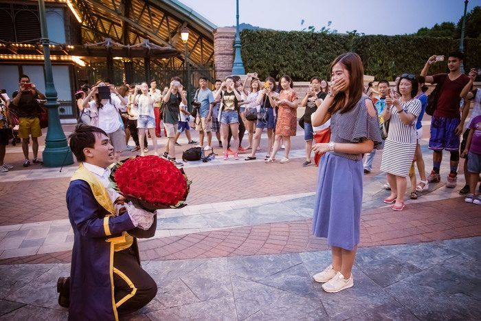 Help With Marriage Proposals At Disney World
