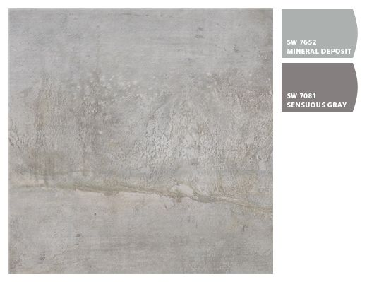 Concrete grey paint colors from chip it by sherwin - Sherwin williams exterior textured paint ...