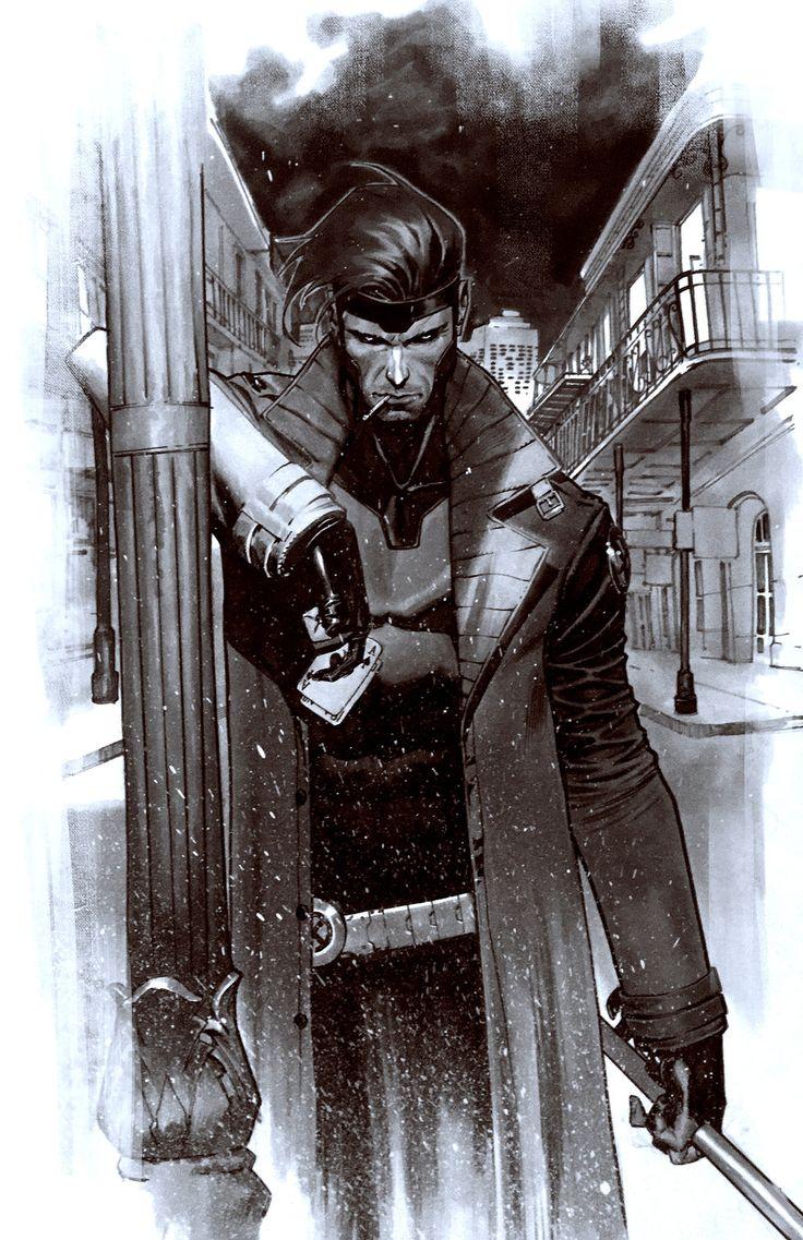 Gambit | Jorge Molina