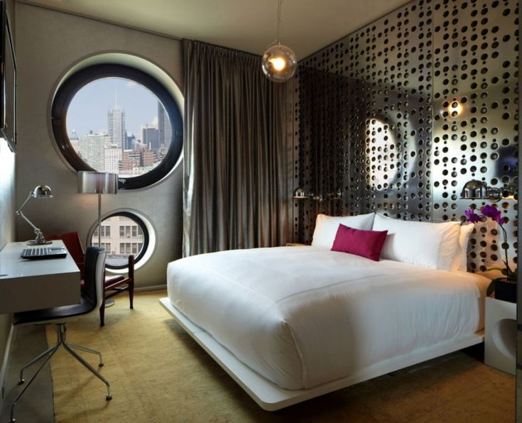 Dream Hotel Nyc Guest Room