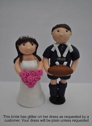 Wedding Gift Ideas Rugby : rugby #weddingWedding Cake