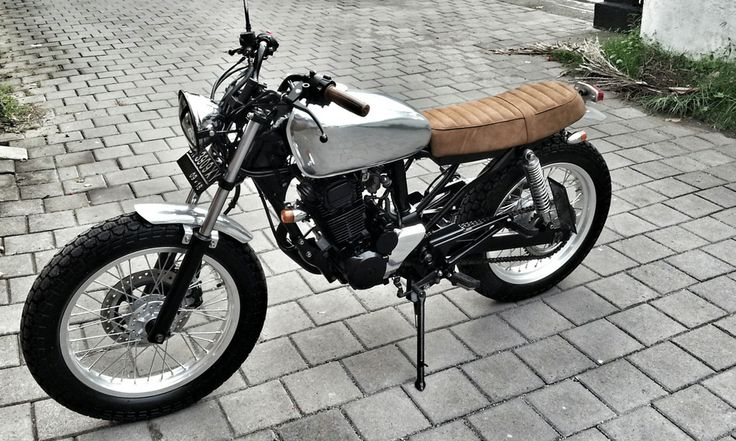 GL150 Scrambler by Verve Moto, Bali
