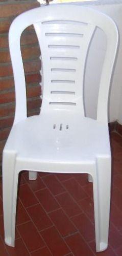 Alquiler de sillas de plastico para eventos! INFO 3135386754
