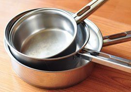 Which Pots & Pans Should I Have in My First Post-College Kitchen? — Good Questions
