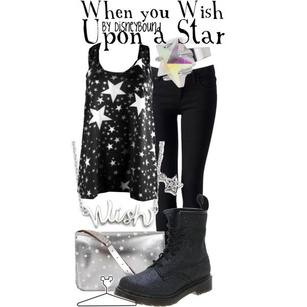 """When you Wish Upon a Star"" by lalakay on Polyvore"