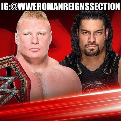 #RAW Preview: Roman Reigns to come face-to-face with Brock Lesnar! - Prior to Roman Reigns emerging victorious in the 2018 Men's #EliminationChamber Match, Paul Heyman informed the WWE Universe that the winner of the career-altering free-for-all will come face-to-face with Universal Champion #BrockLesnar tonight on Raw. Despite The Conqueror's history of destruction, though, it's worth mentioning that The Beast has not battled The Big Dog in a one-on-one showdown since #WrestleMania 31, a…