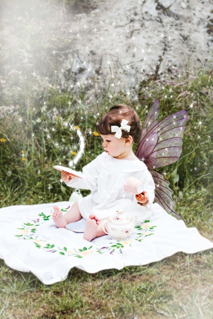 Memini children`s wear by Kristine Vikse, Norwegian design, organic cotton, baby and kids ss 2016. Baby girl, pixie girl, pixie baby, cotton, lace dress, prinsessefin, , tea party, fairytales