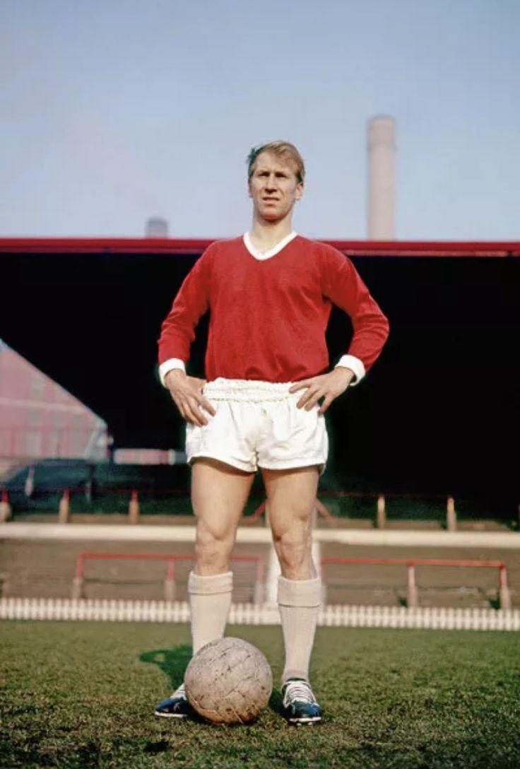 Bobby charlton manchester united 1960 bobby