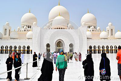 The project was launched by the late president of the United Arab Emirates UAE, Sheikh Zayed bin Sultan Al Nahyan, who wanted to establish a structure that would unite the cultural diversity of the Islamic world with the historical and modern values of architecture and art. His final resting place is located on the grounds beside the same mosque. The mosque was constructed from 1996 to 2007. It is the largest mosque in the United Arab Emirates. The building complex measures approximately 290…