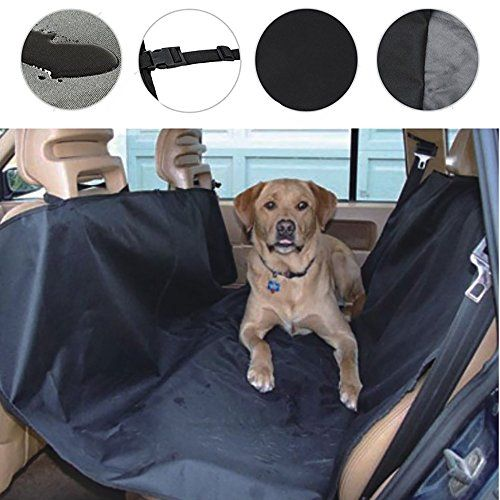 Valuetom Dog Hammocks for Cars Back Seat Waterproof Heavy Duty Dog Seat Cover for Cars SUV Truck 5656 Inches Black >>> Read more  at the image link.